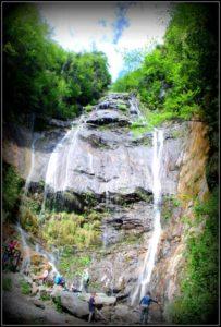 Cascata Acquapnedente Pruno Versilia