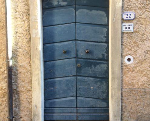 portone del borgo di Monteggiori