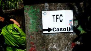 Traversata frazioni Camaioresi