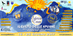 Solstizio d'estate a Pruno in Versilia