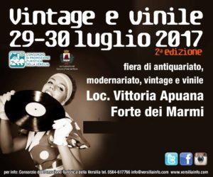 Vintage e Vinile a Vittoria Apuana a Forte dei Marmi