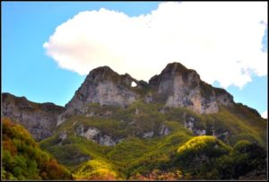 Monte Forato- solstizio d'estate