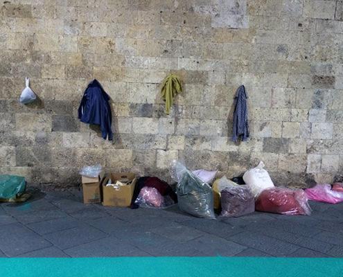 tappeti di segatura a Camaiore