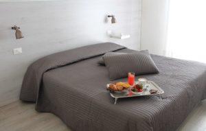 Camera doppia Hotel Alba sul Mare a Lido di Camaiore