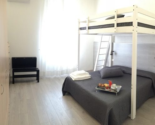camera tripla Hotel Alba sul Mare- Lido di Camaiore