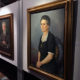 """""""Ritratto di Pierina Pezzini"""" Oreste Marracci al Museo d'Arte Sacra di Camaiore"""