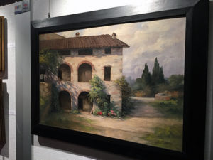 """""""Casa Rurale"""" Oreste Marracci al Museo d'Arte Sacra di Camaiore"""