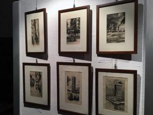 Opere grafiche di Oreste Marracci al Museo d'Arte Sacra di Camaiore