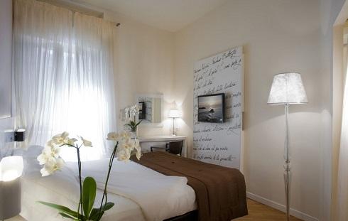 Camera doppia Hotel Esplanade Viareggio