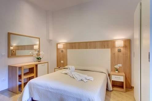 Camera matrimoniale Hotel Biagi Lido di Camaiore