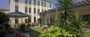 Ingresso Hotel Spinelli Viareggio