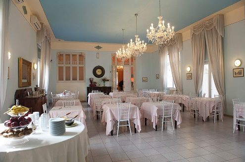 hotel marchionni viareggio sala da pranzo