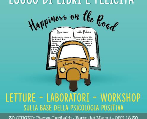 happiness on the road versilia marco sacchelli