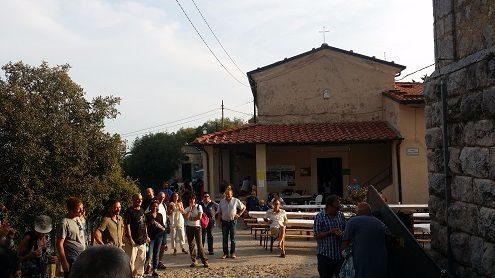 escursione sulle tracce dei Liguri Apuani partenza da Greppolungo