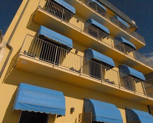 Hotel sole e mare lido di camaiore esterno