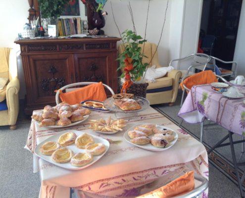 casa fornaciari colazione