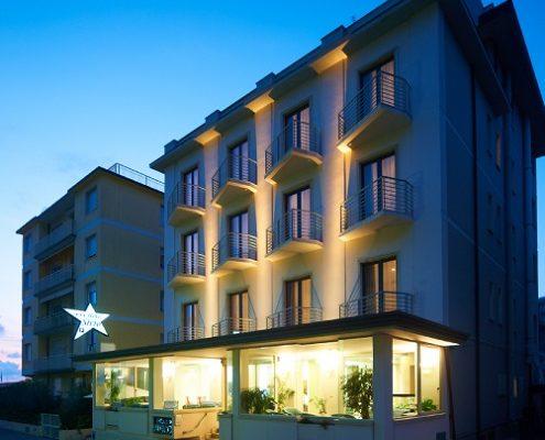 hotel sirio lido di camaiore esterno