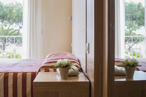 hotel sylvia lido di camaiore camera