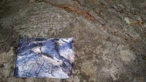 incisioni ruprestri-pennato- Liguri Apuani