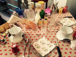 la stagione dell'arte camaiore cucina colazione