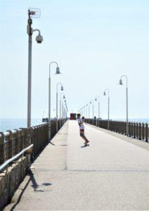 Tonfano Pietrasanta Pontile Skate