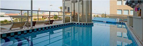 villa jolanda lido di camaiore piscina