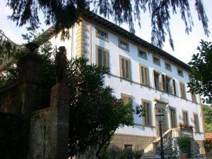 villa montecatini nocchi camaiore esterno