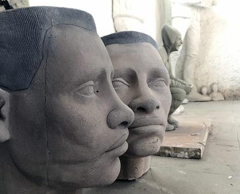 sculture di Giovanni da Monreale