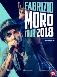 Fabrizio Moro in concerto a La Versiliana