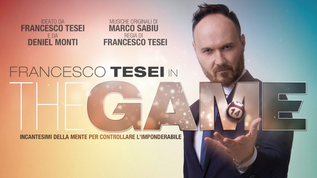 Francesco Tesei a La Versiliana