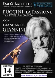 Giancarlo Giannini a La Versiliana