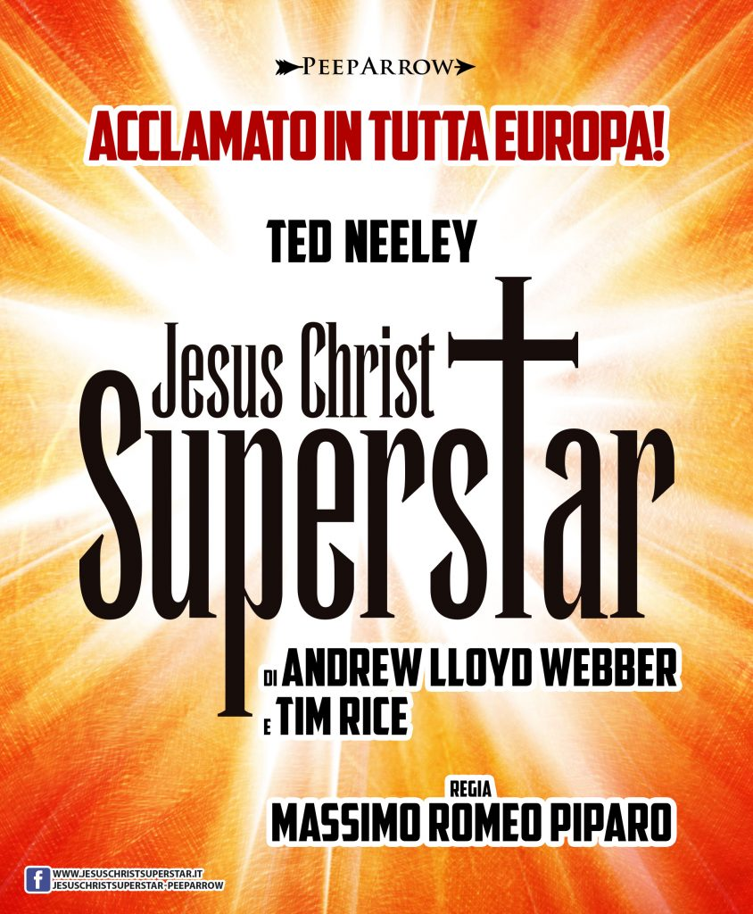 Alla Versiliana Jesus Christ Superstar