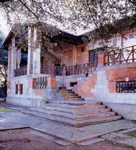 Villa Giacomo Puccini di Viareggio