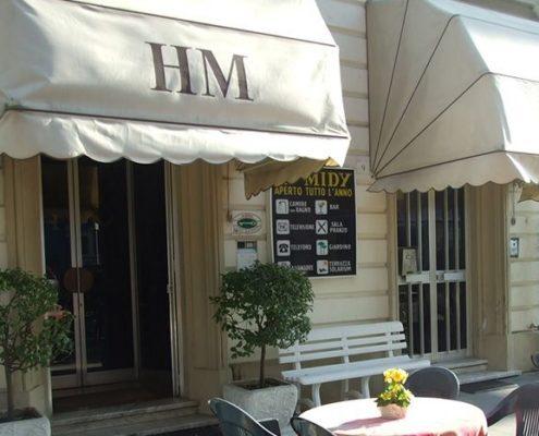hotel midy viareggio