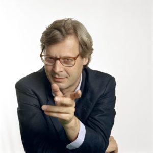 Vittorio Sgarbi a La Versiliana