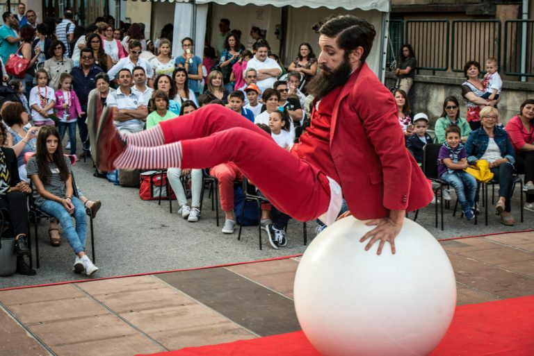 Spettacolo di clown e arte varia BARBA FANTASY SHOW
