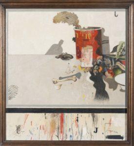 Mostra di Gianfranco Ferroni a Palazzo Mediceo di Seravezza