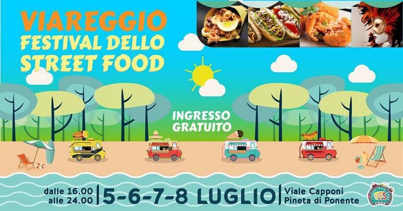 STREET FOOD NELLA PINETA DI PONENTE A VIAREGGIO