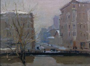 Il racconto della pittura. Mostra a Villa Bertelli