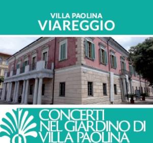 Concerti nel giardino di Villa Paolina