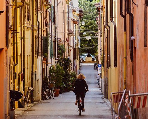 itinerario versilia bicicletta pietrasanta