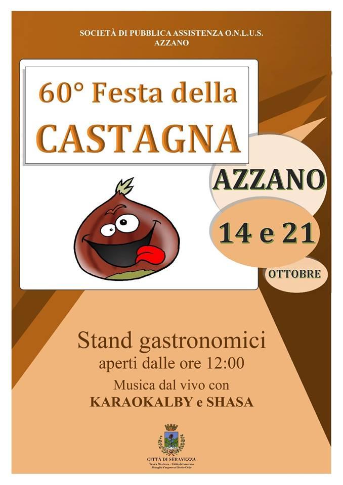 60° Festa della Castagna - Azzano