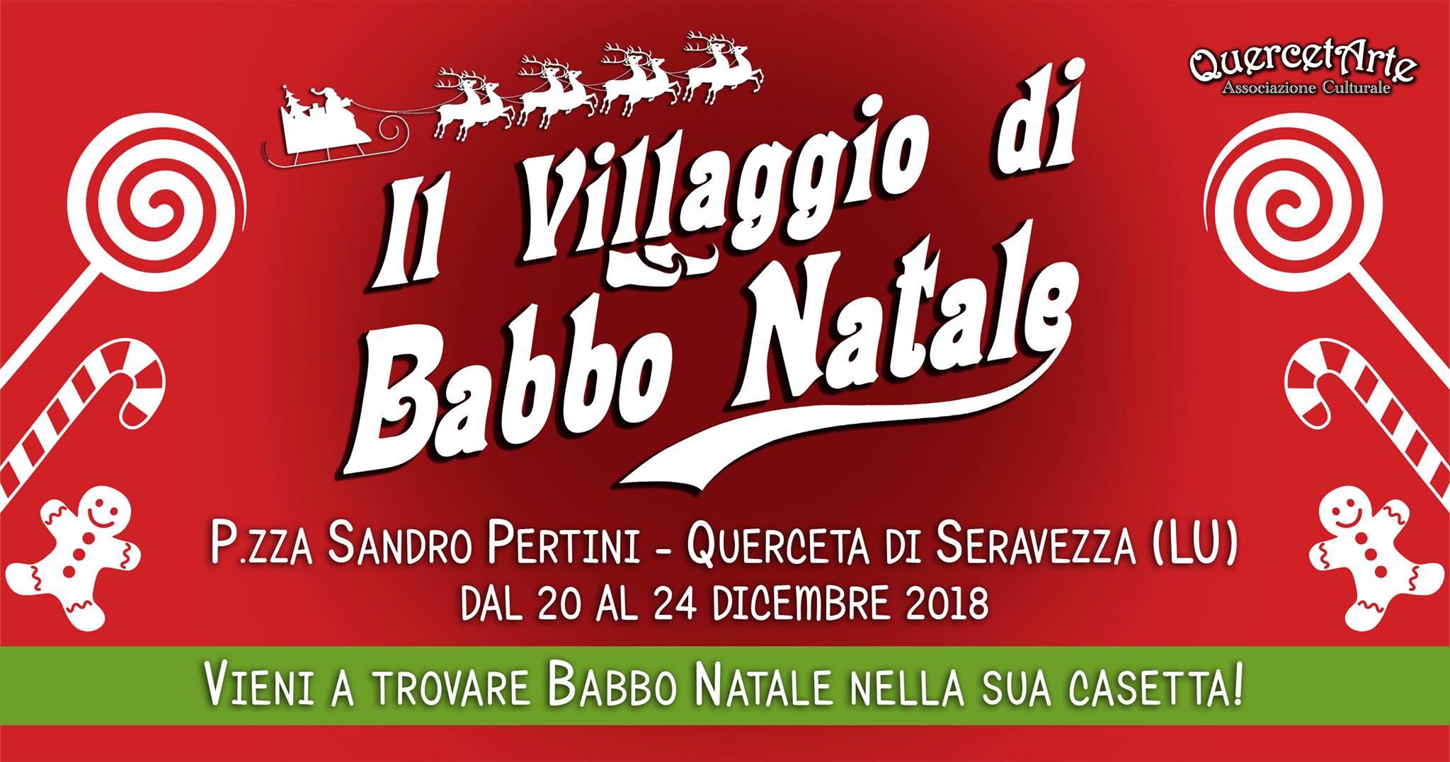 Il villaggio di Babbo Natale - Querceta