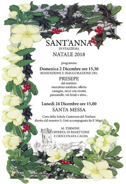 Il Presepe a Sant'Anna di Stazzema