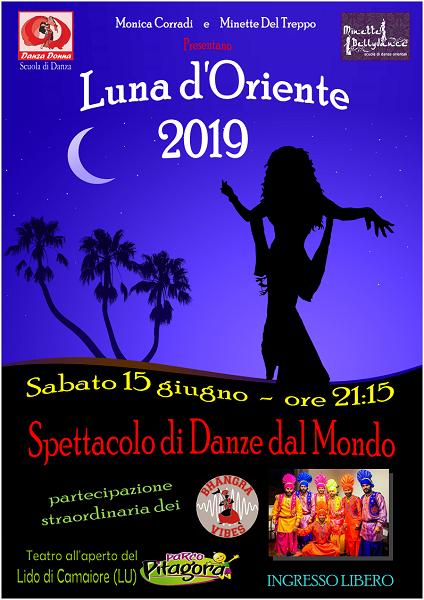 Luna d'oriente 2019