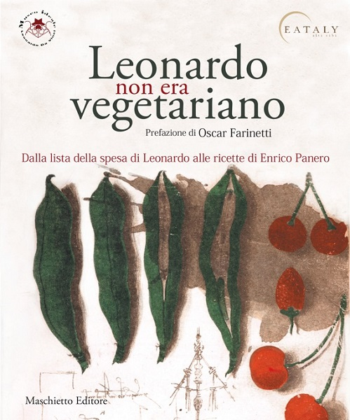 copertina leonardo non era vegetariano