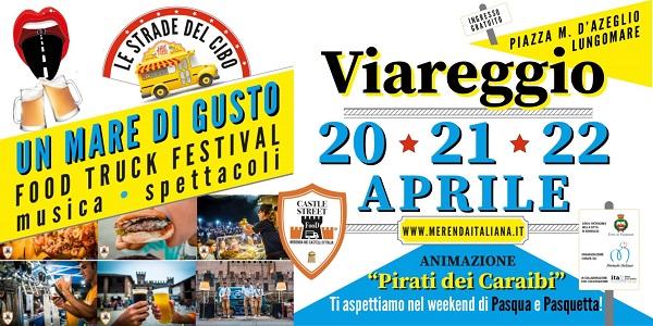 Viareggio Street Food - Pasqua all'arrembaggio