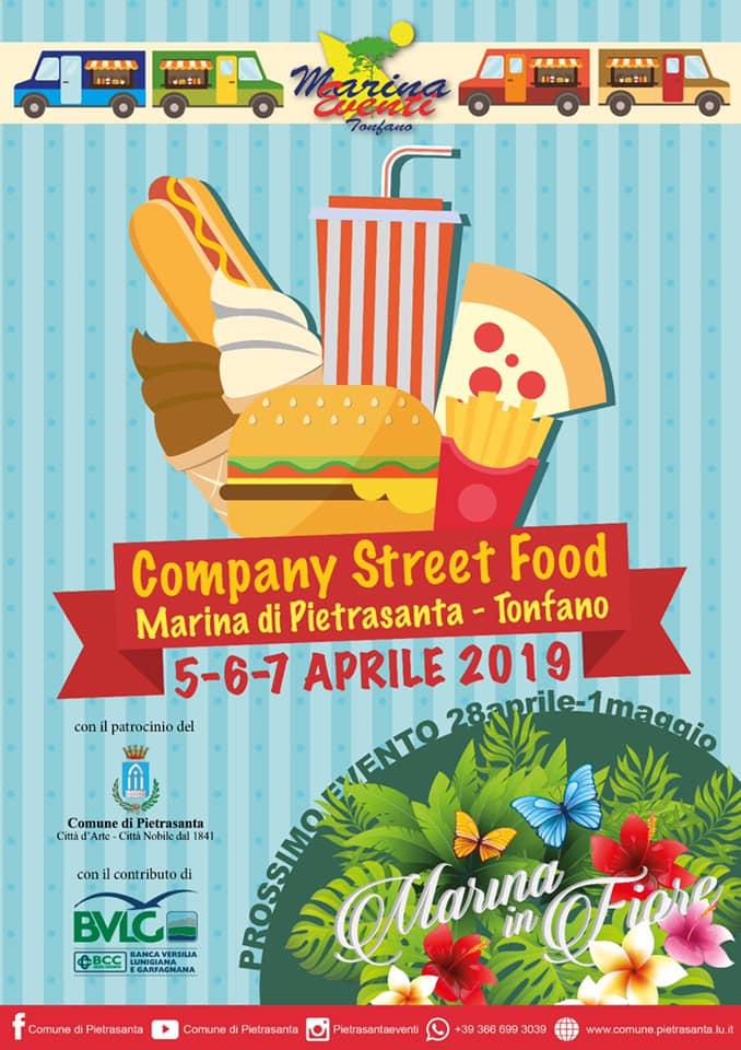 COMPANY STREET FOOD