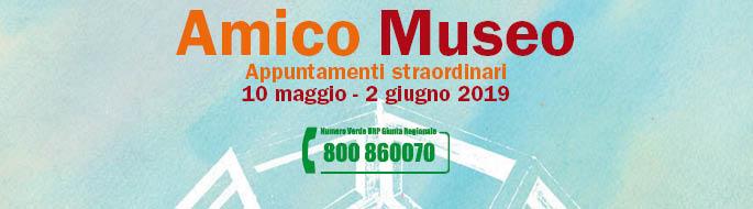 Amico Museo 2019