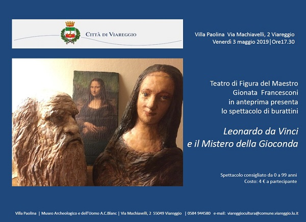 Leonardo da Vinci e il Mistero della Gioconda